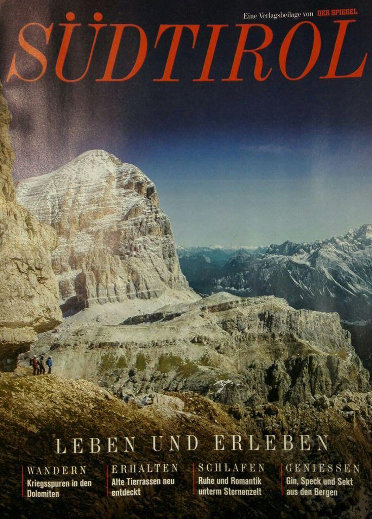 Belluno, se l\'Alto Adige vende i suoi monti con foto di Cortina ...