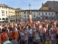 Vaccini, blitz a Padova. In 3mila al governo: «Il governo si ricordi: via la legge Lorenzin»
