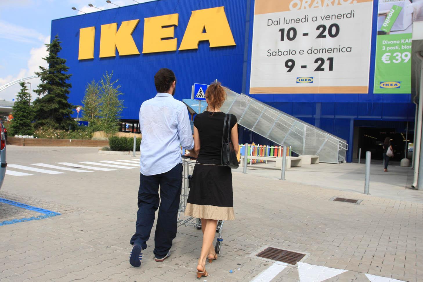 Uffici Ikea Foto : Ikea sbarca a verona «il progetto è ok si farà