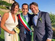 Di Maio celebra il matrimonio di Fantinati sul lago di Garda