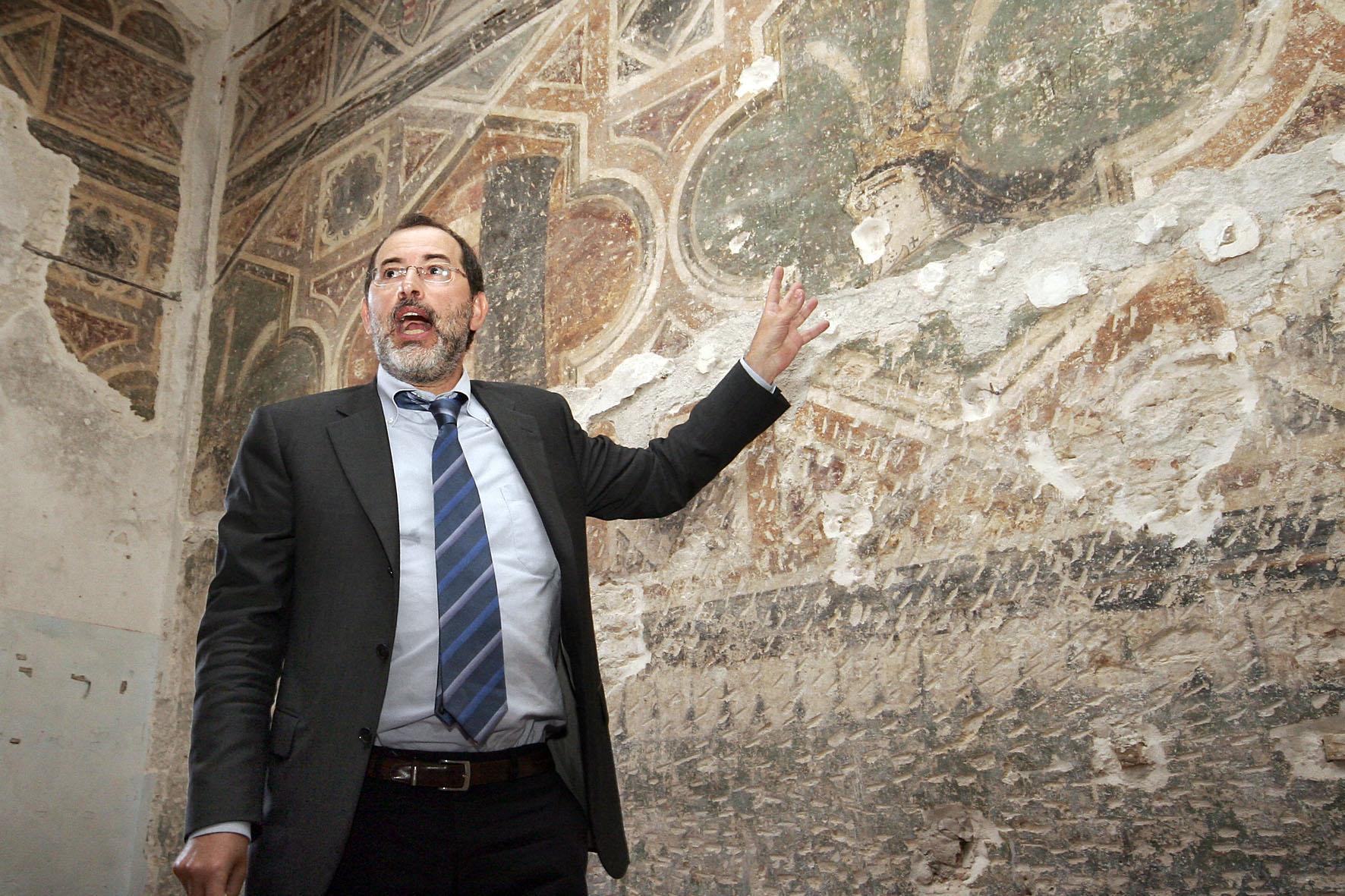 L'assessore alla Cultura, Andrea Colasio