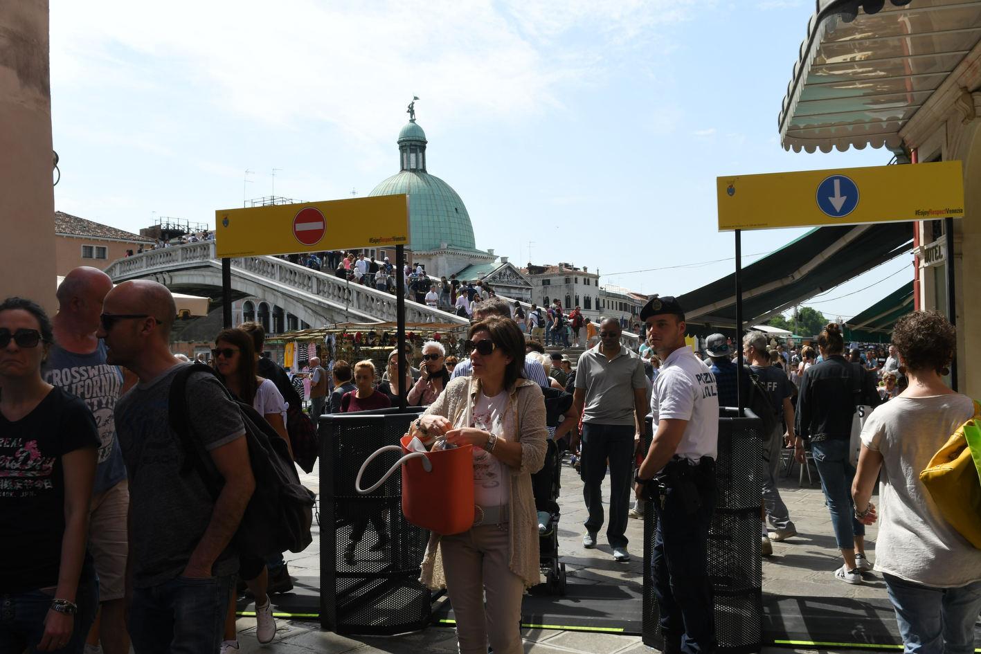 Venezia, Ponte della Libertà come l\'Area C di Milano. E ...