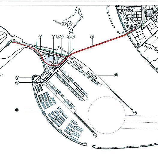 L'ipotesi «bocca di porto di San Nicolò»
