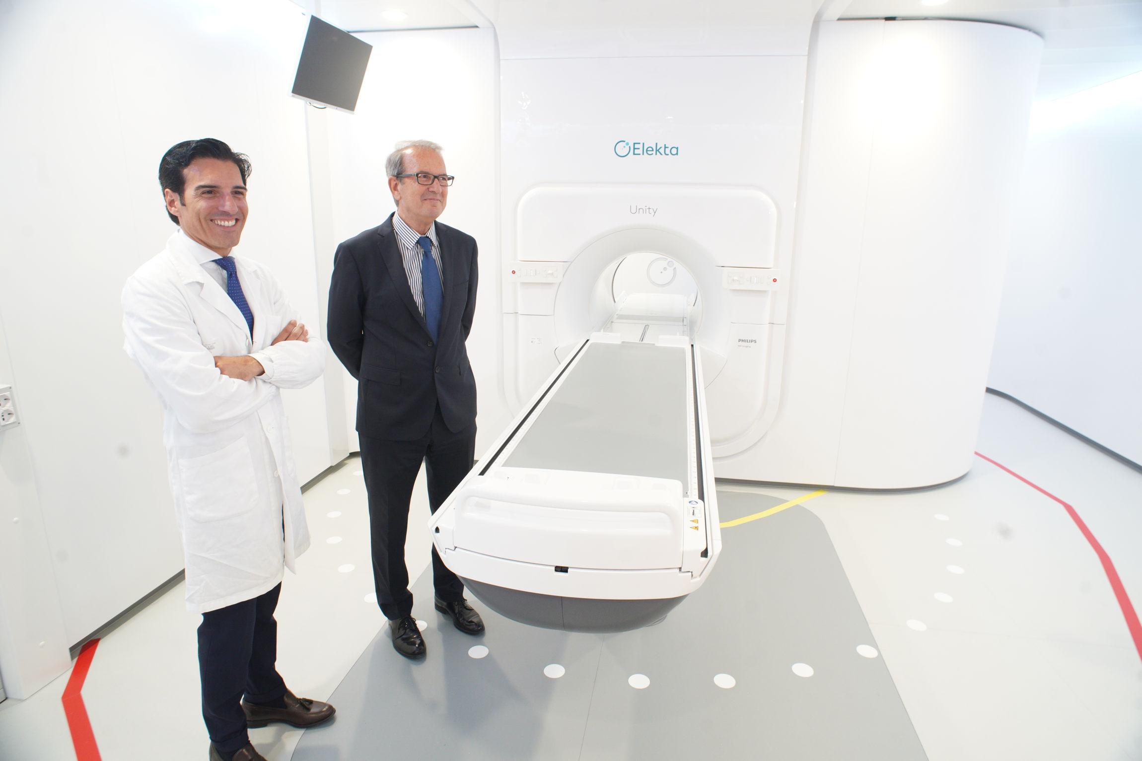 radioterapia a raggi riguardo protoni neoplasma della prostata