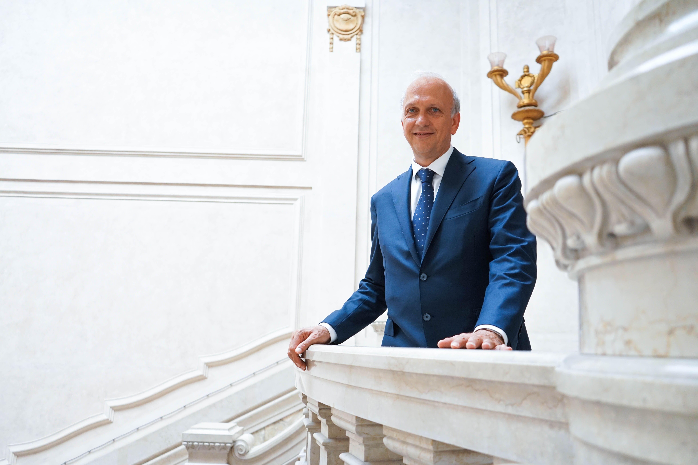 Il ministro dell'Istruzione Marco Bussetti (archivio)