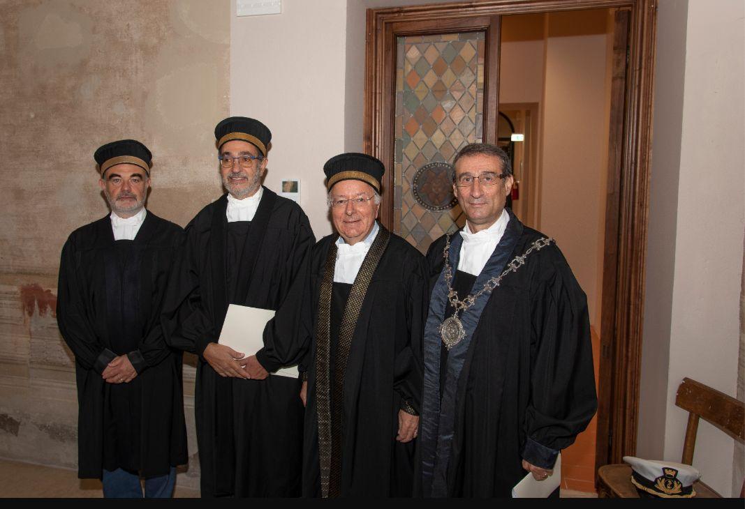 Faggin, dottorato in Ingegneria a Pisa - CorrieredelVeneto.it