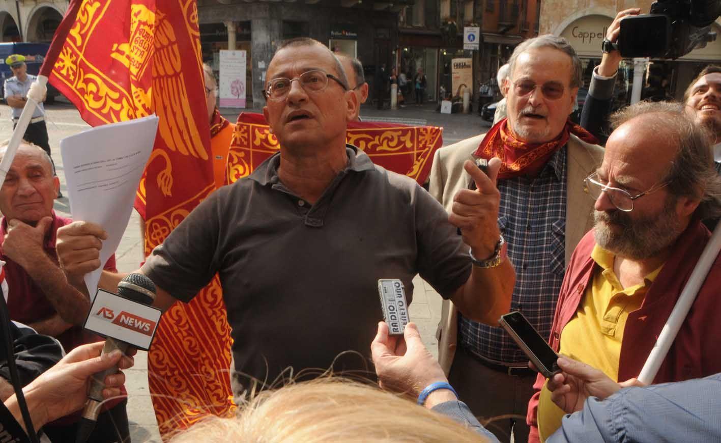 Il sindaco di Santa Lucia di Piave e medico di base Riccardo Szumski