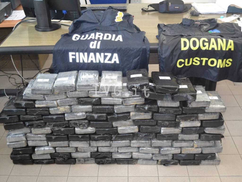 Sequestro di droga in provincia di Verona (archivio)