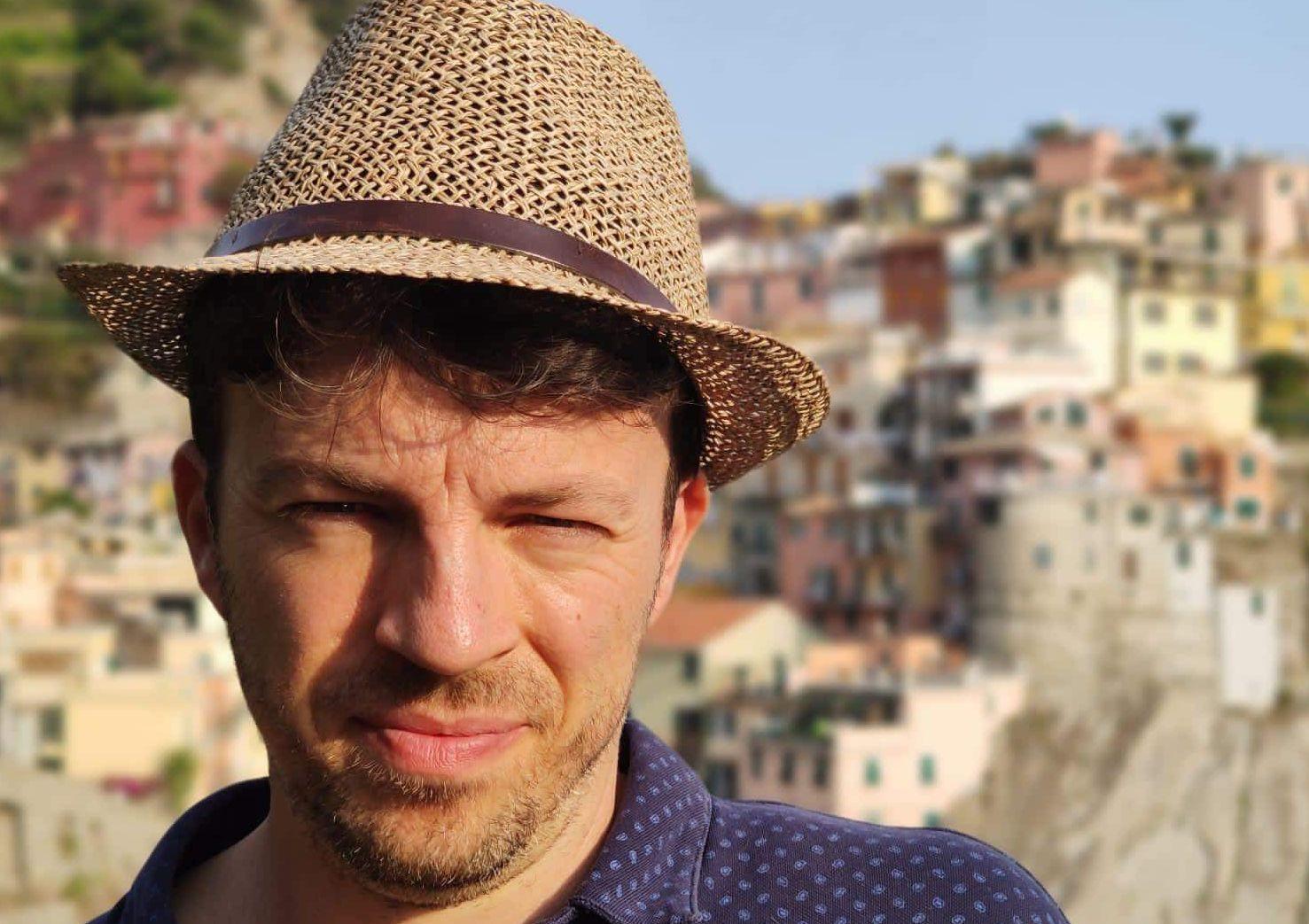Federico Lugato (archivio)